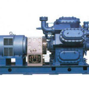 Compressors: Ammonia