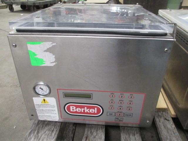 berkel vacuum  BERKEL TABLE TOP VACUUM SEALER For Sale | International Machinery ...
