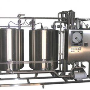 C.I.P. Tanks & Washing Equipment