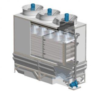 Evaporators, Condensers & Accessories: Ammonia