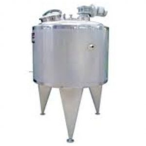Jacketed Process Tanks