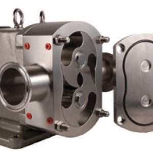 Sanitary Positive Displacement Pumps