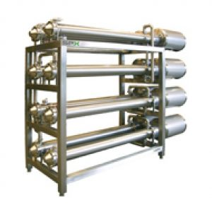 Scraped Surface Heat Exchangers
