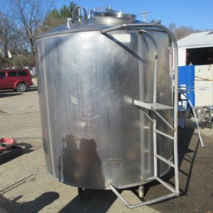 Stainless Steel Tanks - International Machinery Exchange