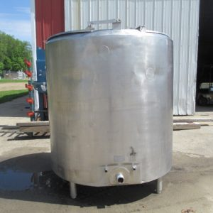 Stainless Steel Tanks - International Machinery Exchange
